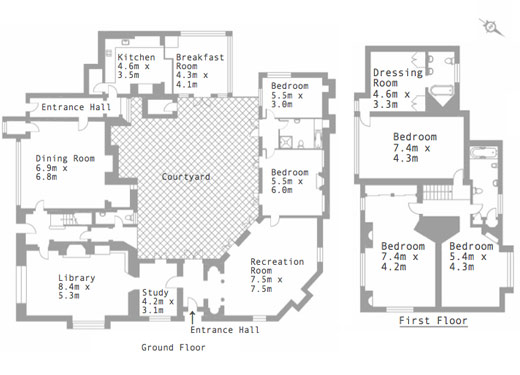 great tangley manor facilities  u0026 floor plan