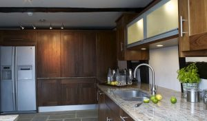 Country Manor Kitchen