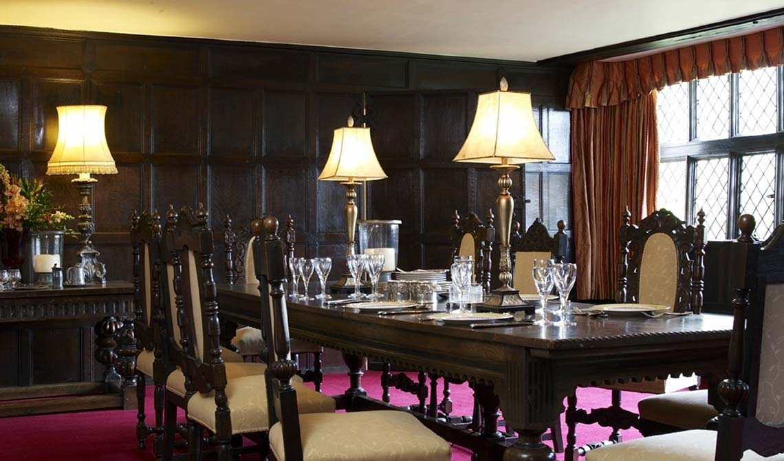 Country Manor Dining Room