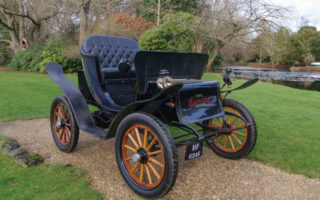 1906-Waverley-Pope-Historic-Electric-Car